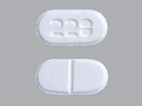 Lamotrigine (chewable, dispersible) 5 mg 228