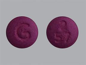 Ropinirole hydrochloride 3 mg G 2 57