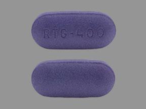 Potiga 400 mg RTG 400