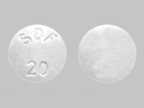 Sildenafil Citrate 20 mg (base)