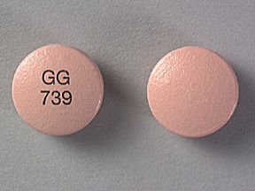 Diclofenac sodium delayed release 75 mg GG 739