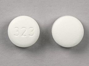 Pill Imprint 323  (Anacin Advanced Headache Formula acetaminophen 250 mg / aspirin 250 mg / caffeine 65 mg)