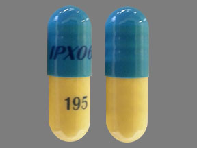Rytary carbidopa 48.75 mg / levodopa 195 mg IPX066 195