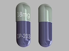 Pill Imprint IP 203 18mg (Zorvolex 18 mg)