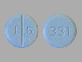 Warfarin sodium 4 mg I G 331