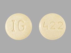 Lisinopril 40 mg IG 422