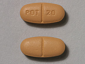 Pexeva 20 mg POT 20