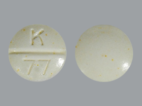 Phendimetrazine Tartrate K 77