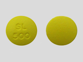 Salsalate 500 MG SL 500