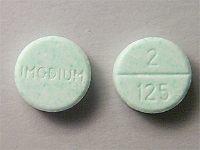 Imodium Advanced 2 mg / 125 mg
