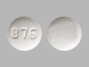 Pill Imprint 876 (Zypitamag 1 mg)