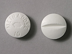 Methadose 10 mg METHADOSE 10