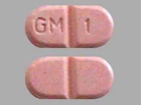 Glimepiride 1 mg GM 1