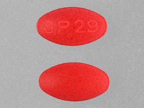 Diphenhydramine hydrochloride 25 mg SP29