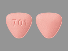 Pill Imprint 701 (Steglatro 5 mg)