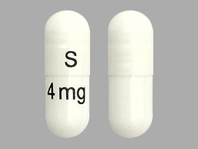 Silodosin 4 mg S 4mg