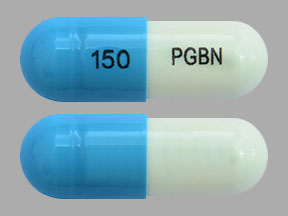Pregabalin 150 mg 150 PGBN