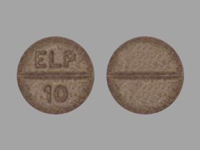 Enalapril maleate 10 mg ELP 10