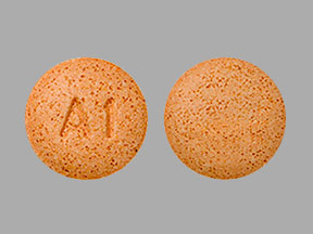 Pill Imprint A1 (Adzenys XR-ODT 3.1 mg)