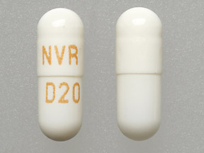 Focalin XR 20 mg