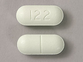 Pill Imprint 122 (Anti-Diarrheal loperamide 2 mg)