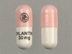 Dilantin 30 mg PD DILANTIN 30 mg