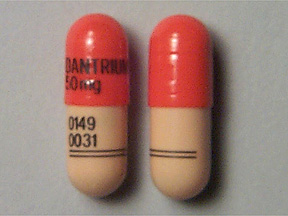 Dantrolene Sodium 50 mg