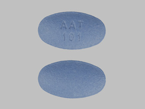 Amlodipine besylate and atorvastatin calcium 10 mg / 10 mg AAT 101