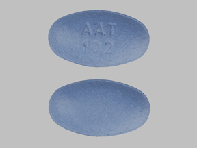 Amlodipine besylate and atorvastatin calcium 10 mg / 20 mg AAT 102