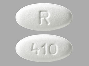 Amlodipine besylate and atorvastatin calcium 5 mg / 10 mg R 410