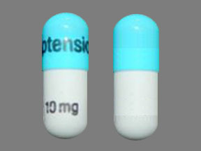 Pill Imprint Aptensio XR 10 mg (Aptensio XR 10 mg)