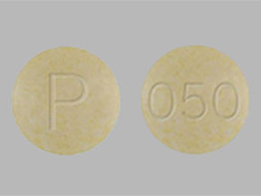 Wp thyroid 32.5 mg (½ grain) P 050