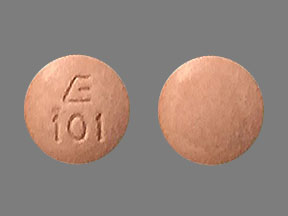 Lisinopril 10 mg E 101