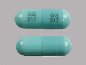 Indomethacin 25 mg GG 517