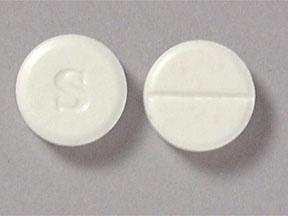 Pill Imprint S (Serophene 50 mg)