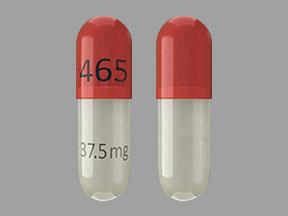 Mydayis SHIRE 465 37.5 mg