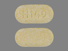 Lisinopril 40 mg H149