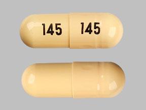 Rivastigmine Tartrate 145 145