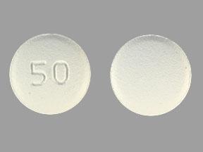 Quetiapine fumarate 50 mg 50