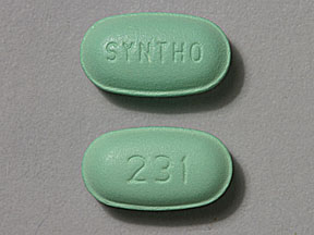 Syntest DS 1.25 mg / 2.5 mg SYNTHO 231
