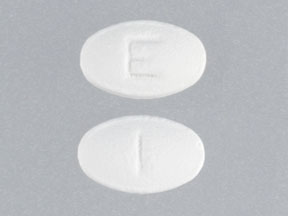 Pill Imprint E 1 (Enjuvia 0.3 mg)
