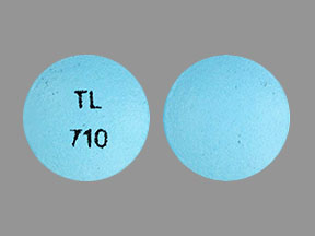 Pill Imprint TL710 (Relexxii 72 mg)