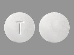 Magnesium oxide 400 mg T