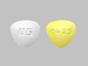 Pill Imprint US 0425 (Norel AD acetaminophen 325 mg / chlorpheniramine maleate 4 mg / phenylephrine hydrochloride 10 mg)