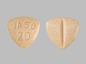 Vasotec 20 mg VASO 20