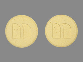 Pill Imprint n n (Nephrocaps QT multiple vitamins)
