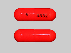 Acetaminophen and Oxycodone Hydrochloride 4832 V
