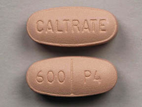Caltrate 600+D Plus 600 mg / 400 IU