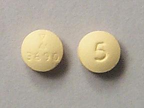 Prochlorperazine Maleate Logo 3690 5