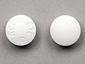 Accolate 10 mg ACCOLATE 10